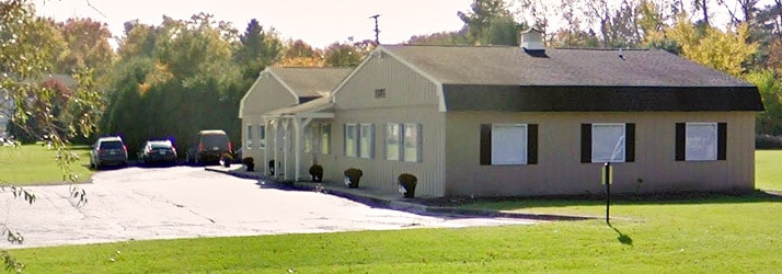 Chiropractic Lake Orion MI Office Building